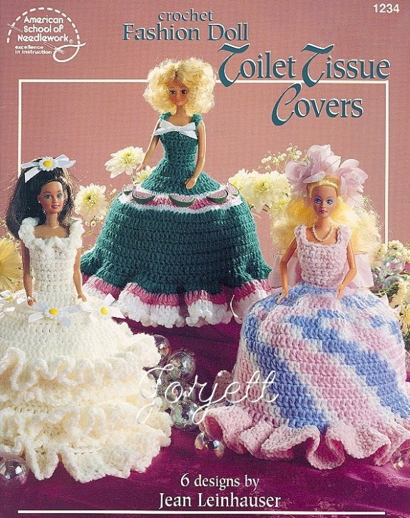 Knitting Pattern For Toilet Roll Doll