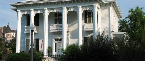 Shadowlawn, Columbus, MS (c. 1848)