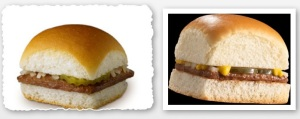White Castle and Krystal. Separated at birth?