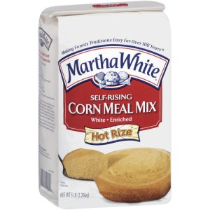 Not to be confused with cornbread mix.