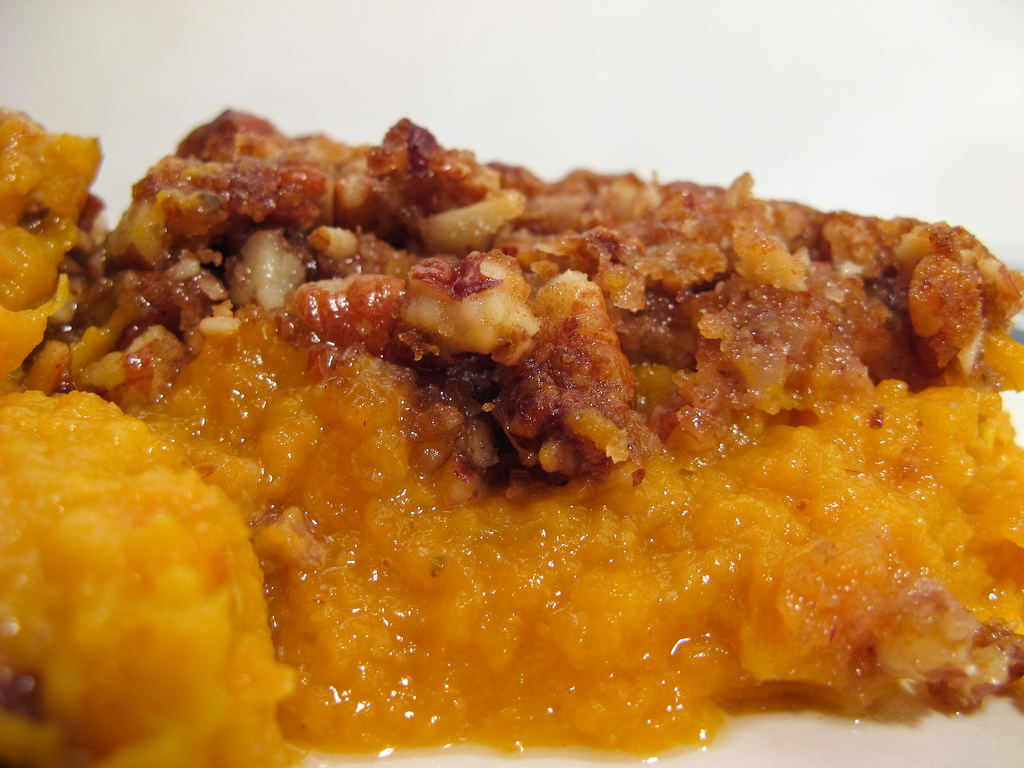 132. Sweet Potato Casserole: Dessert in Disguise | stuff southern ...